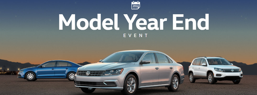Volkswagen Model Year End Event Santa Monica CA