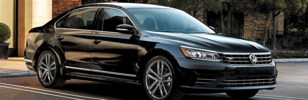 What Is Included in the 2016 Volkswagen Passat R-Line Specs