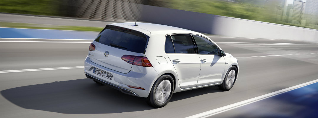 Performance Improvements for the 2017 VW e-Golf