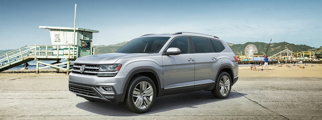 The Family-Ready Volkswagen Atlas Price