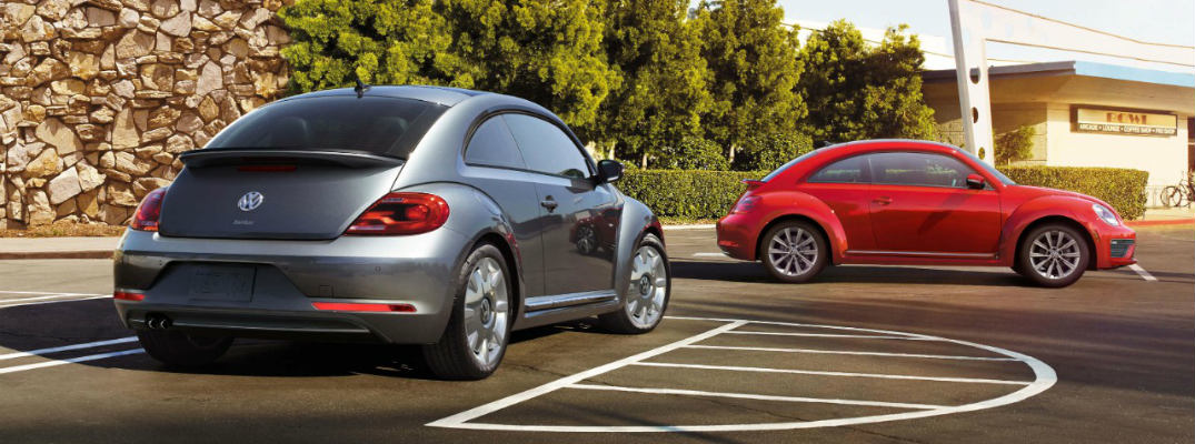 2017 VW Beetle features