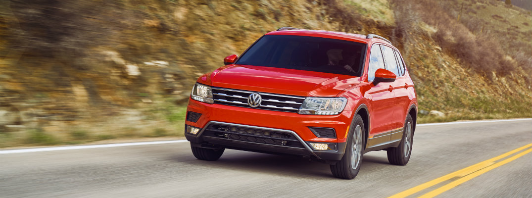 2018 Volkswagen Tiguan Release Date & Official Pricing