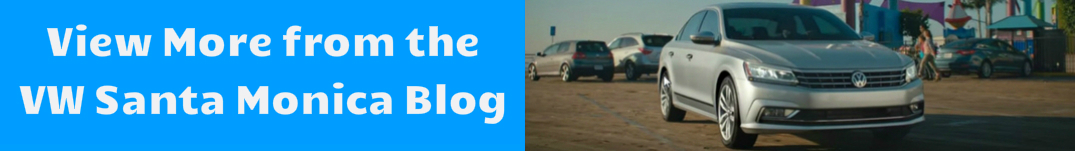 View More from the VW Santa Monica Blog Title and VW Passat