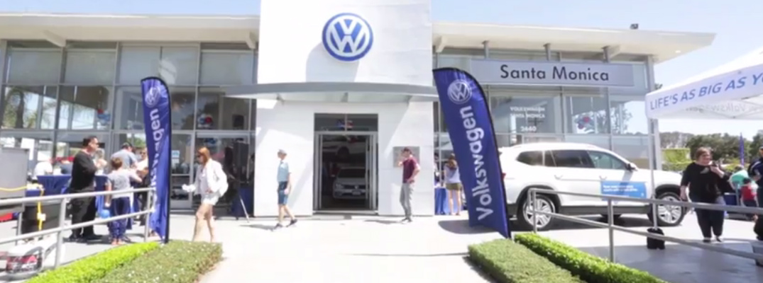 Watch the launch of the 2018 VW Atlas at Volkswagen of Santa Monica