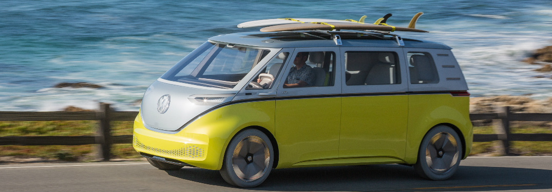 What is the release date of the Volkswagen I.D. Buzz?