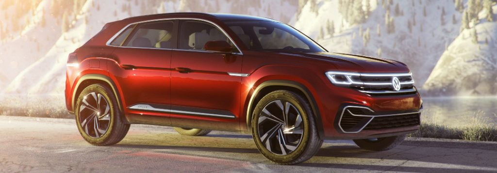 2018 VW Atlas R-Line: Styling, Interior, Arrival >> What Is The Release Date Of The 2019 Vw Atlas Cross Sport