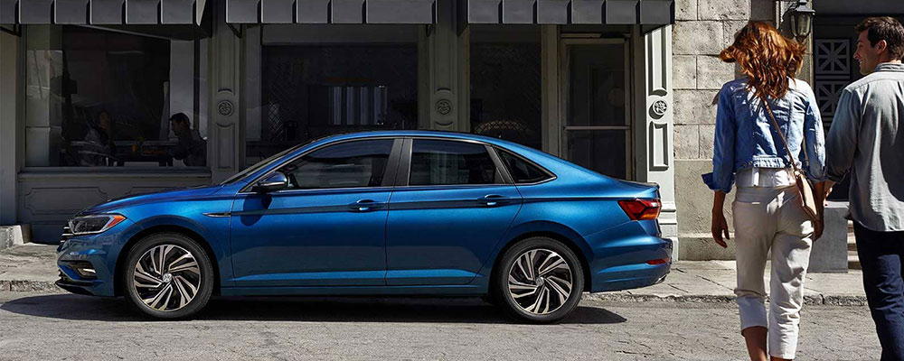 What Are the 2019 Volkswagen Jetta Colors?