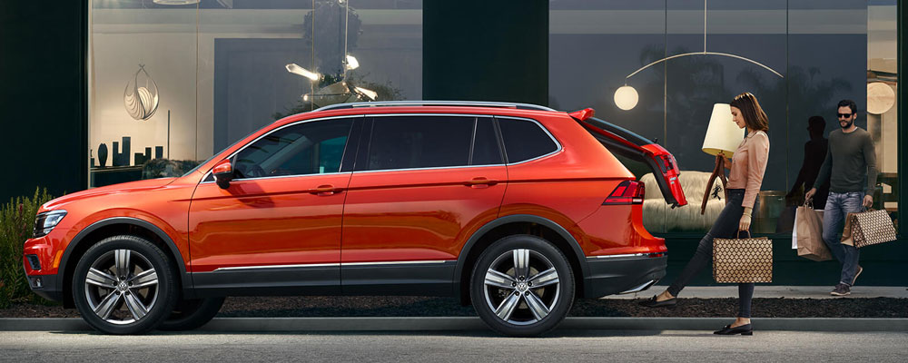Volkswagen Tiguan Accessories