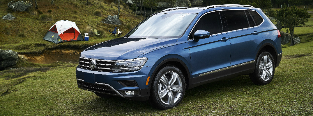 How to Use the Panoramic Sunroof in the 2016 VW Tiguan