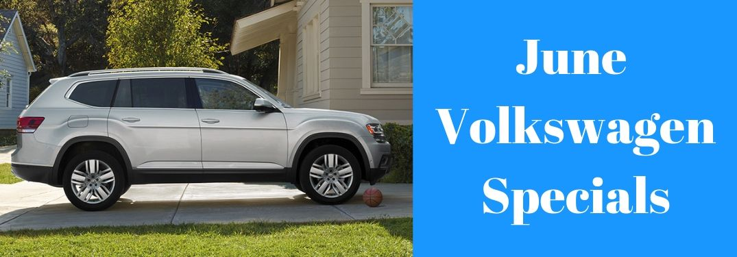 June 2019 Volkswagen Specials Santa Monica CA