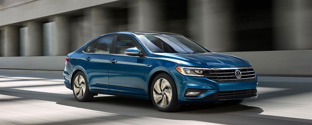 Your Options for 2019 Volkswagen Jetta Rims