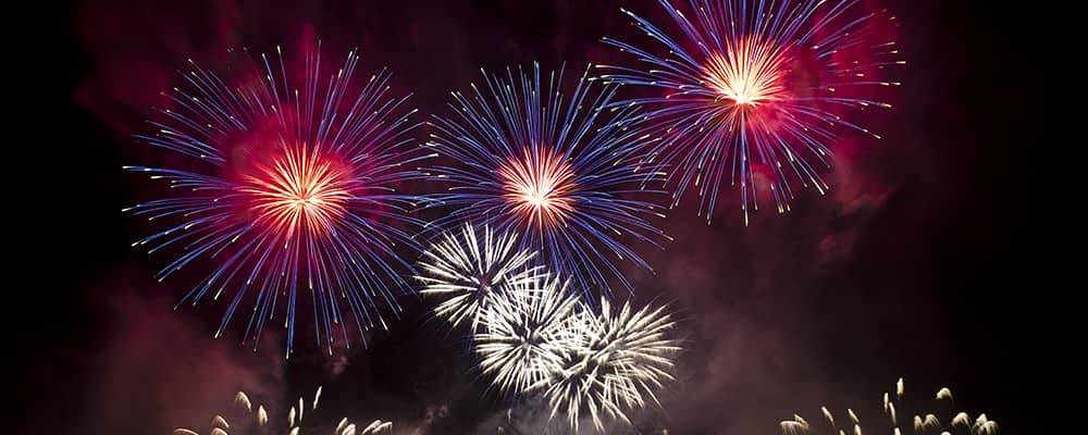 2019 4th of July Events and Fireworks Shows