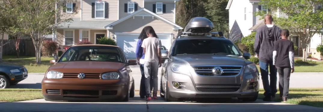 """Lawrence B.,"" a Volkswagen Owner, Created a VW Car-Fan Event to Benefit the Community"
