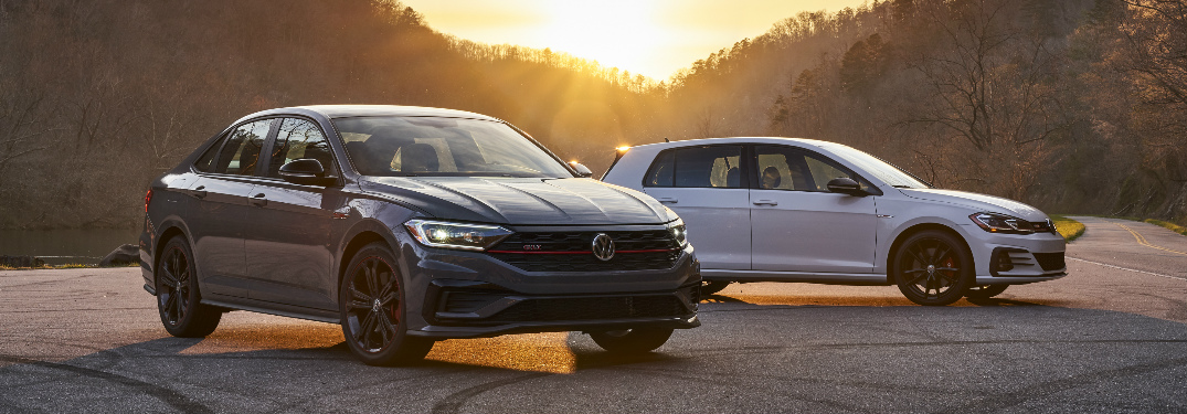 "2020 Volkswagen Golf GTI and Jetta GLI Win Car and Driver ""10Best"" Award"
