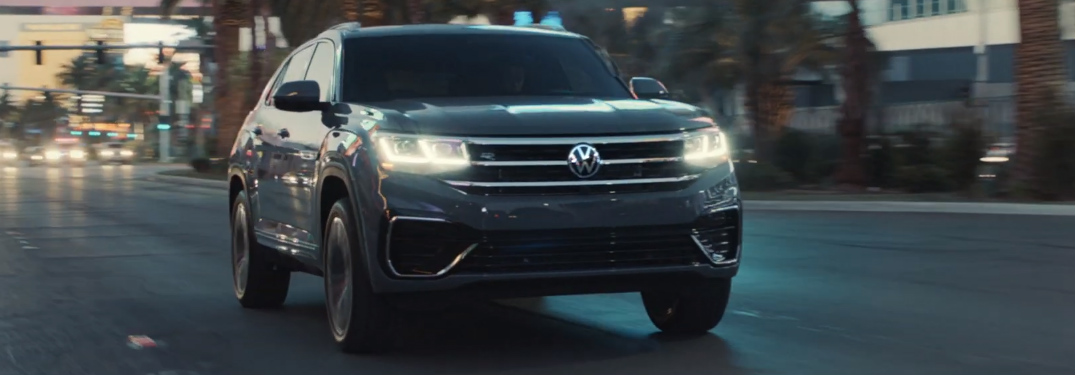 Volkswagen Atlas Cross Sport Accountant Commercials Features a Famous Actor