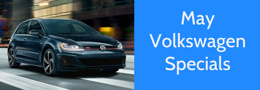 May 2020 Volkswagen Specials Santa Monica CA