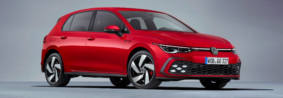 The 2022 Volkswagen Golf GTI Has a Sporty Look and Improved Performance