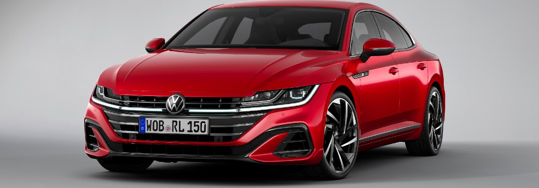 Does the Volkswagen Arteon have any changes for the 2021 model-year?