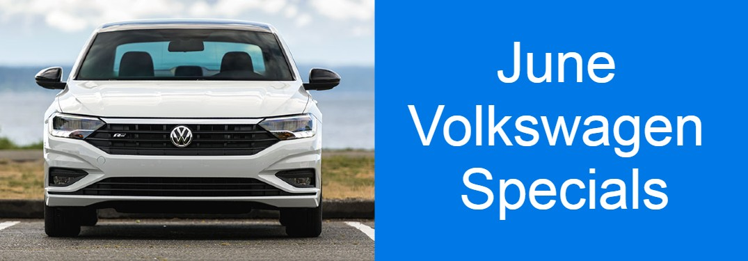 June 2020 Volkswagen Specials Santa Monica CA