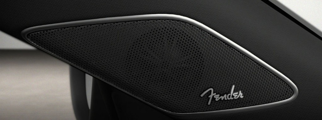 What Is Included In The Fender Premium Audio System