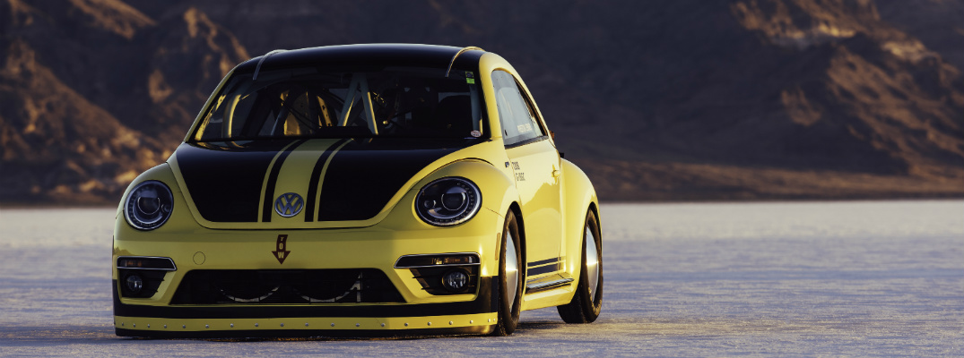 What Is the Top Sd of a Volkswagen Beetle?