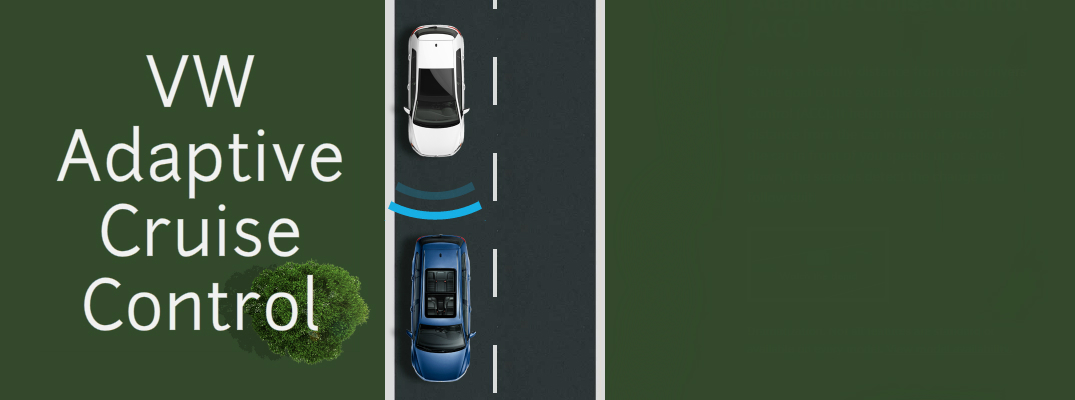 How to Use Adaptive Cruise Control In Your Volkswagen