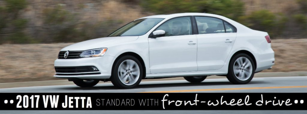 Does the Volkswagen Jetta have awd?