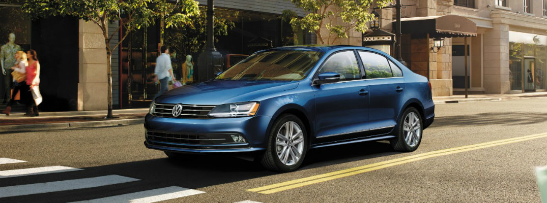 Does the VW Jetta have Bluetooth?