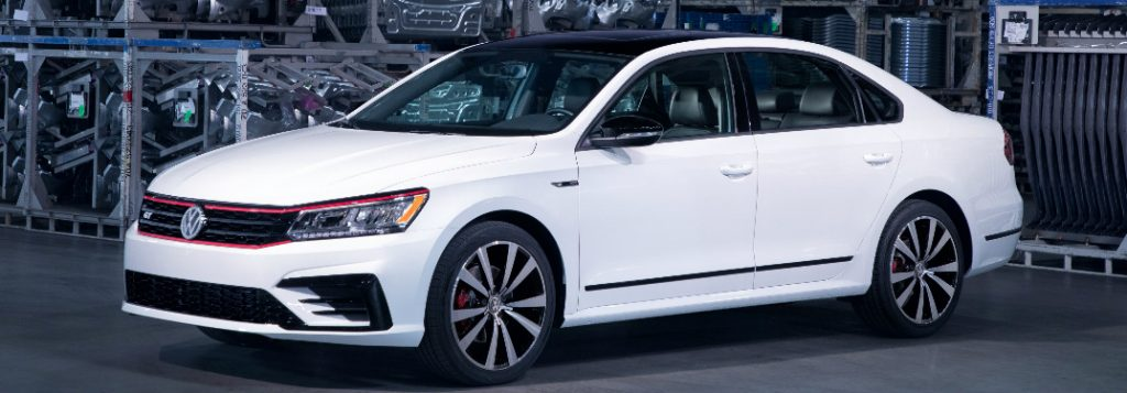 2018 Volkswagen Passat GT Special Model Features and Highlights