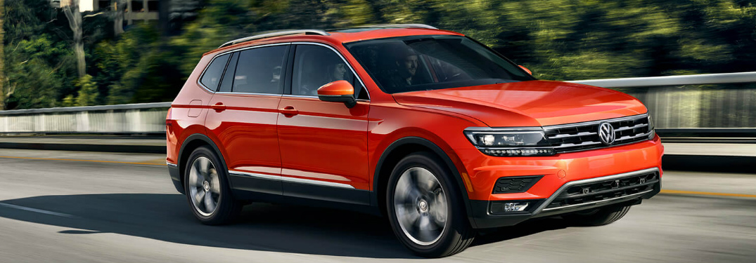 What IIHS safety rating did the 2019 Volkswagen Tiguan receive?