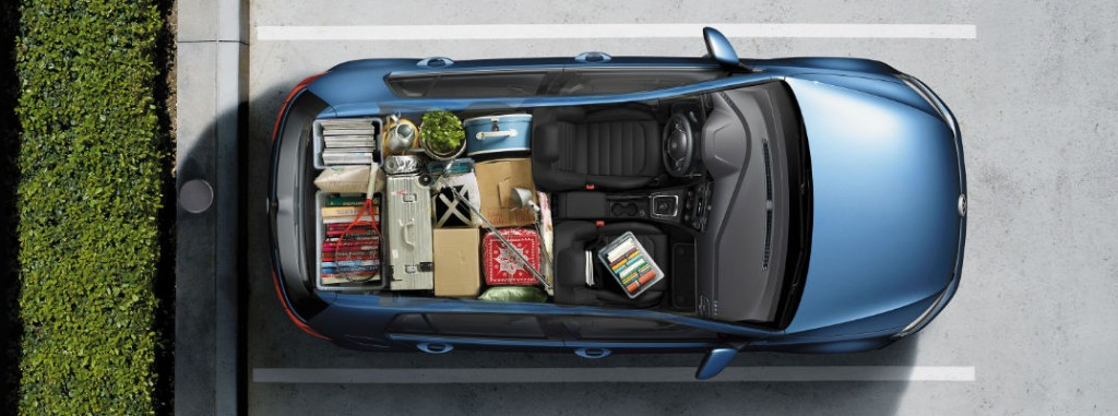 2015 Hatchbacks With The Most Cargo Space