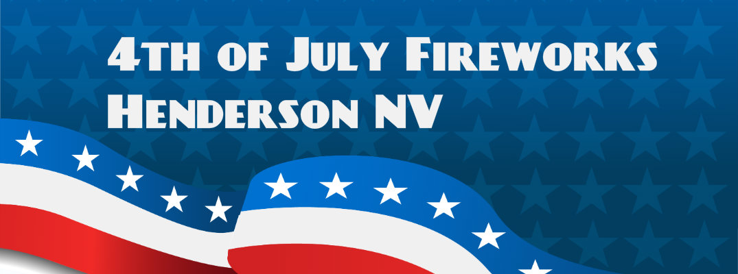 2015 4th of July Fireworks Henderson NV