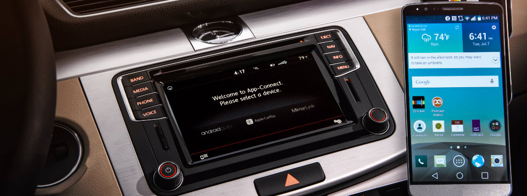 What VW Models Will Get Android Auto and Apple CarPlay Can you get Android Auto and Apple CarPlay on 2015 Volkswagen models?