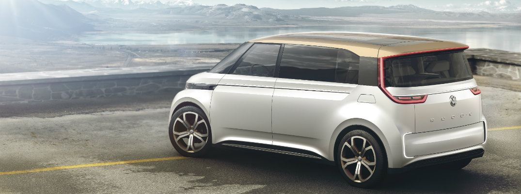Will Volkswagen Produce the BUDD-e Concept