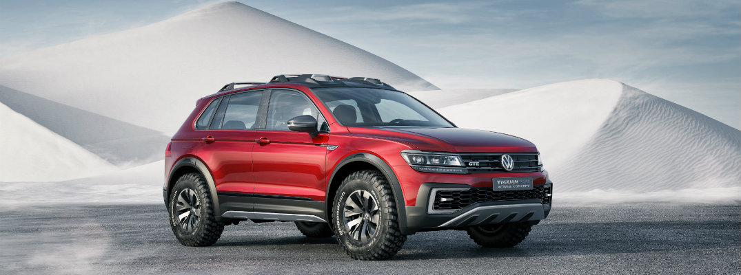 VW Tiguan GTE Active Engine Specs and Performance