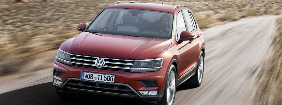 2018 VW Tiguan Hybrid: Rumor Or Reality? >> 2017 Volkswagen Tiguan Redesign And Launch Date