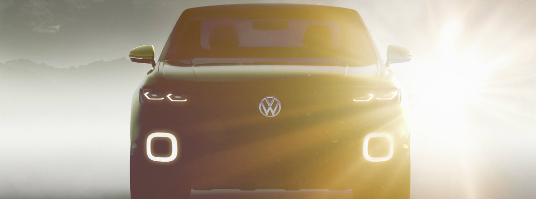 Is Volkswagen Building a New Small Crossover SUV?