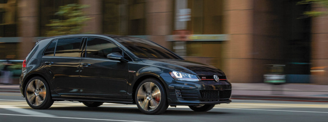 What's New on the 2017 Volkswagen Golf GTI?