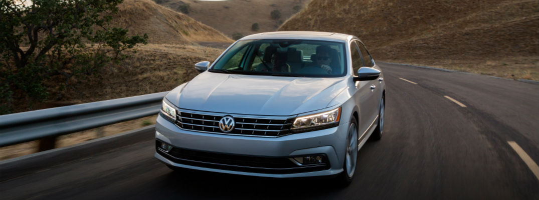 Differences Between 2016 and 2017 Volkswagen Passat
