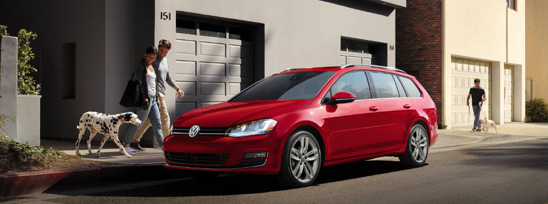 Differences Between the 2016 and 2017 VW Golf SportWagen