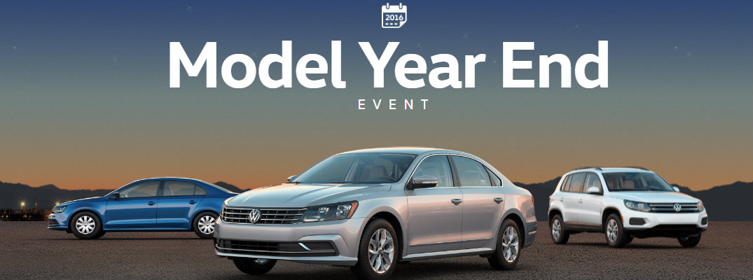Enjoy Our Volkswagen Model Year End Sale and Receive a $1,000 Reward Card