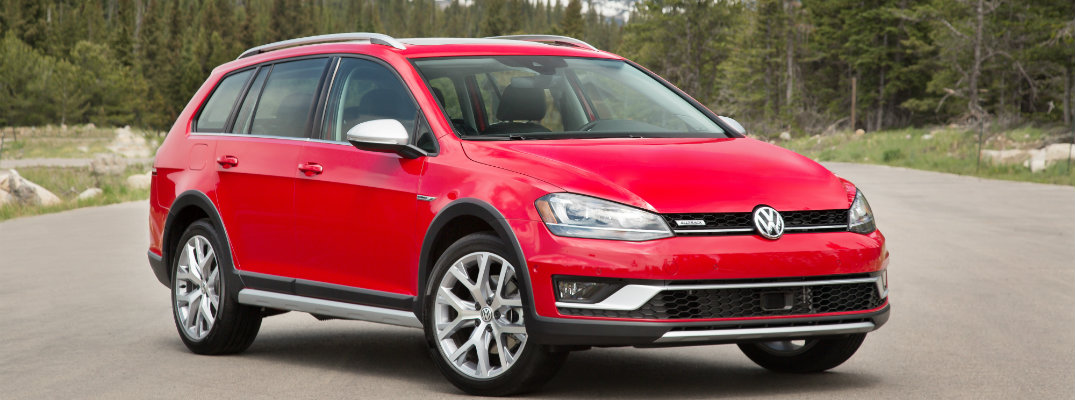 2017 Volkswagen Golf Alltrack Pricing and Trim Levels