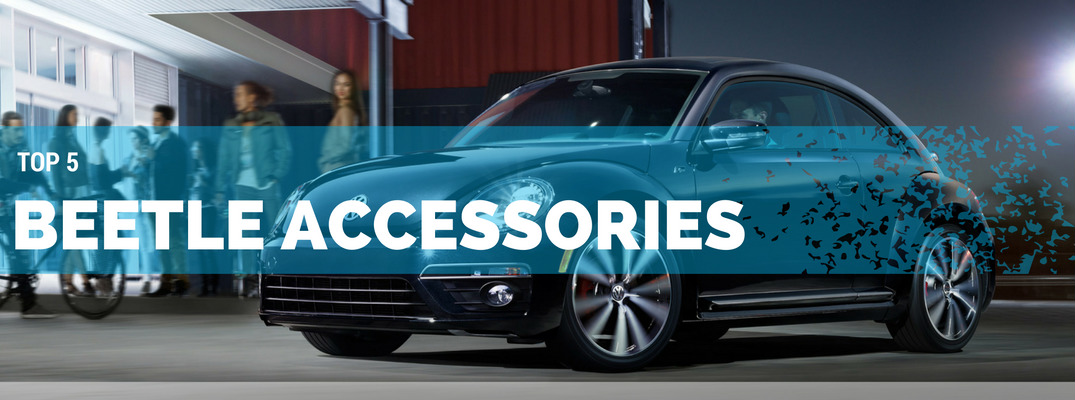View Our Top 5 Must-Have Accessories for Your Volkswagen Bug