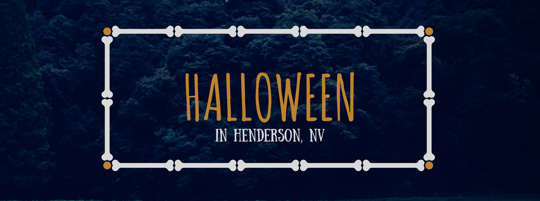 2016 Halloween Events and Activities Henderson NV