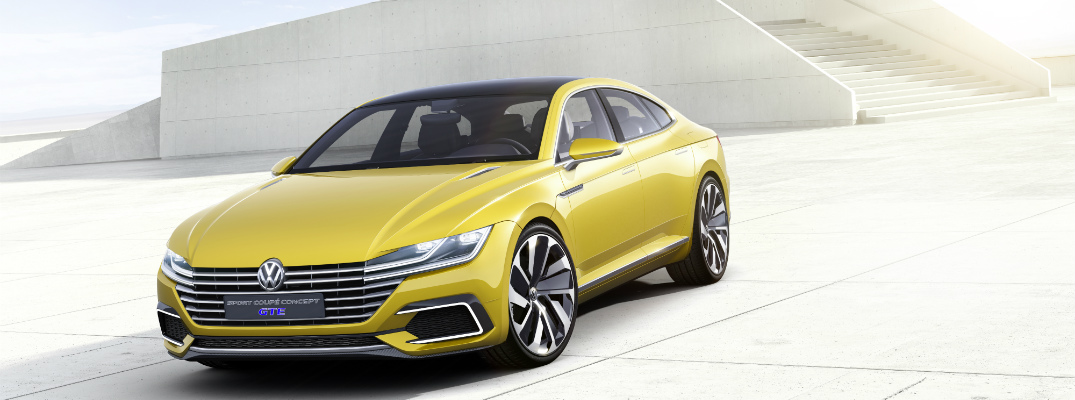 What We Know About the Volkswagen Arteon