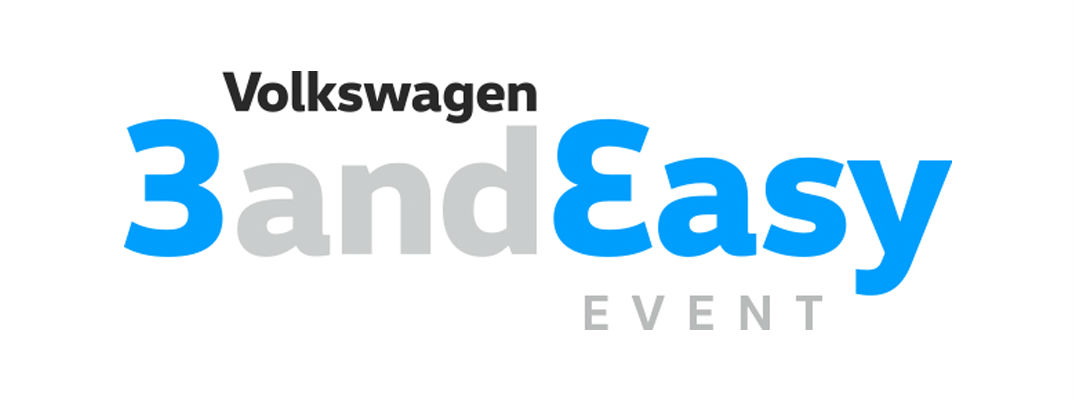 Volkswagen 3 and Easy event