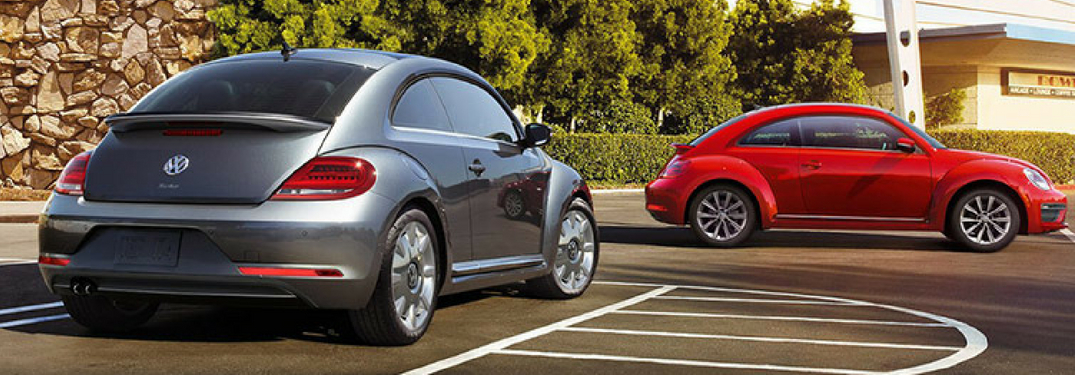 Does the 2018 Volkswagen Beetle Have Apple CarPlay™ and Android Auto™?