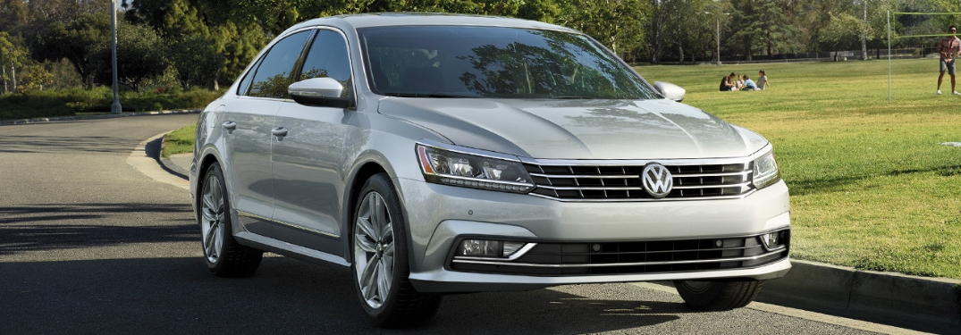 What technology does the 2018 Volkswagen Passat have?