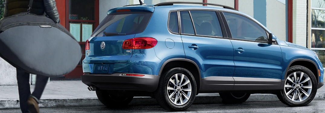 Which Volkswagen models are available with AWD?