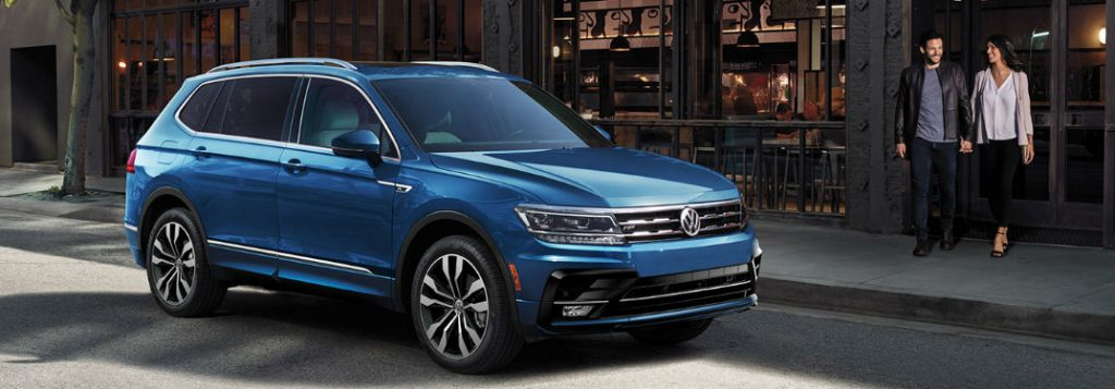 Golf R Lease >> 2020 Volkswagen Tiguan is available in six different color options